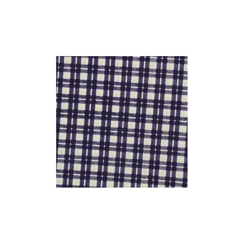 tissu patchwork carreaux bleu marine et blanc 13697. Black Bedroom Furniture Sets. Home Design Ideas