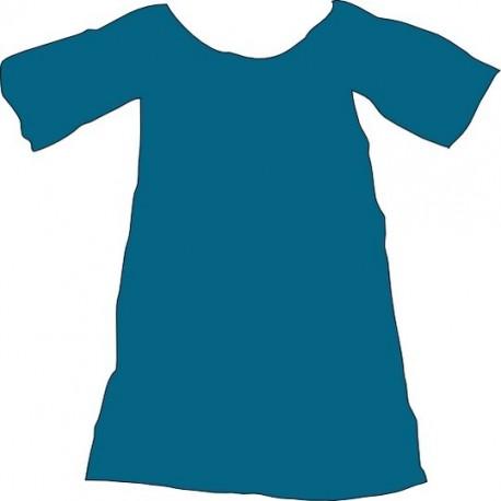 teinture tissu fibres naturelles 23 bleu saphir boutique mercerie de quesnoy. Black Bedroom Furniture Sets. Home Design Ideas