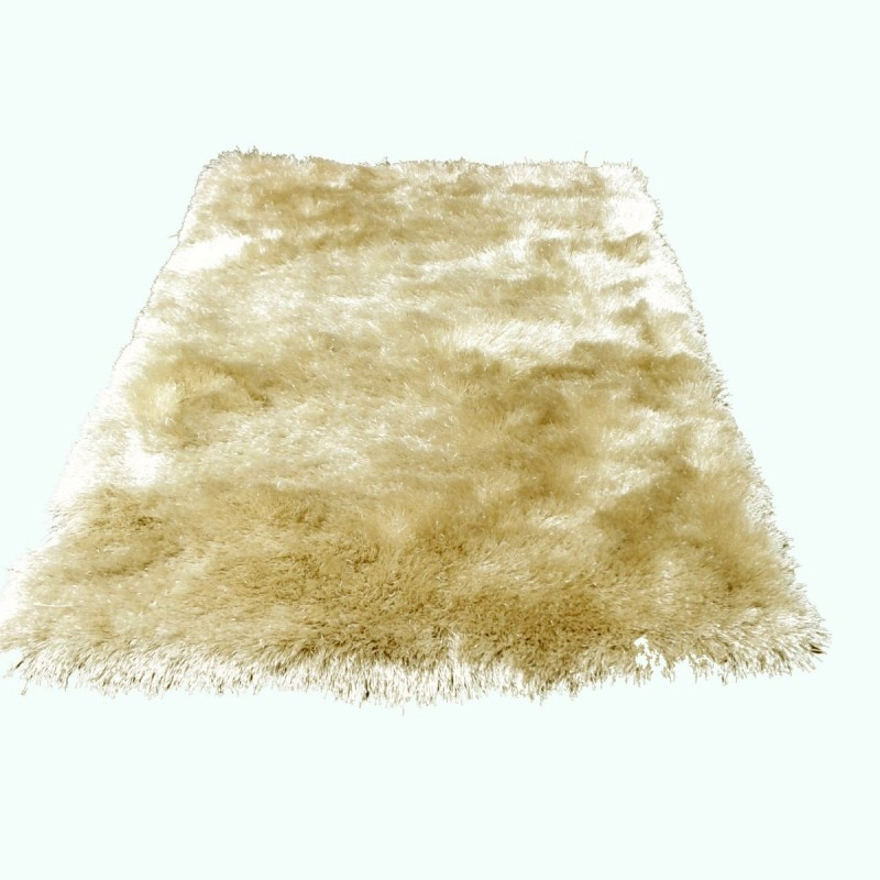 tapis shaggy beige longues m ches. Black Bedroom Furniture Sets. Home Design Ideas