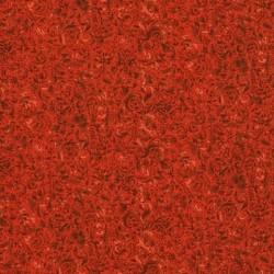 Tissu patchwork faux-uni focus rouge 42807