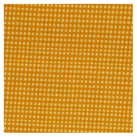 tissu patchwork carreaux blancs sur fond jaune 13680. Black Bedroom Furniture Sets. Home Design Ideas