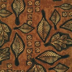 Tissu patchwork Woodblock - 19873