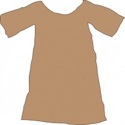 Teinture tissu fibres naturelles : 2-beige