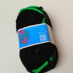 Hatnut Gaudy noir et vert 88