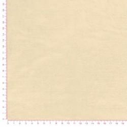 Taffetas nylon polyester écru 02