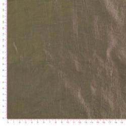 Taffetas nylon polyester gris 15