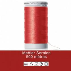 Fil à coudre SERALON 500m polyester - Mettler