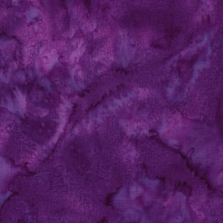 Tissu patchwork batik faux-uni 14809