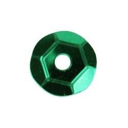 Coupe Paillette Vert