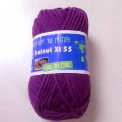 Hatnut fine 133 violet 48