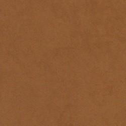 Tissu suédine 100% polyester brun