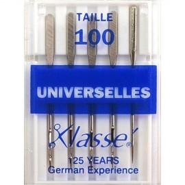 Aiguilles universelles 70 - 80 - 90 -100
